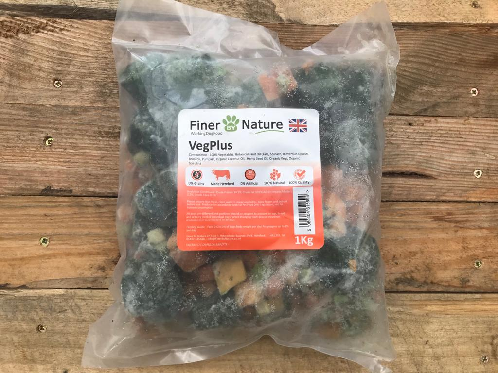 Finer By Nature Veg Plus – 1 Kg