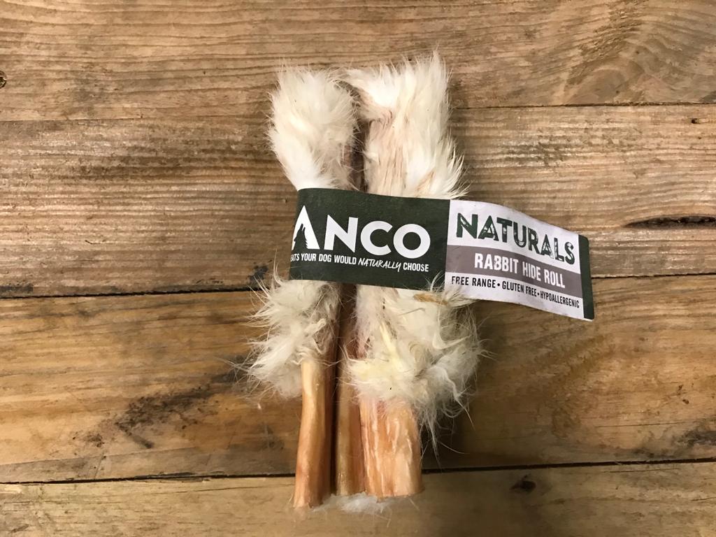 Anco Hairy Rabbit Hide Roll – 1 Pc