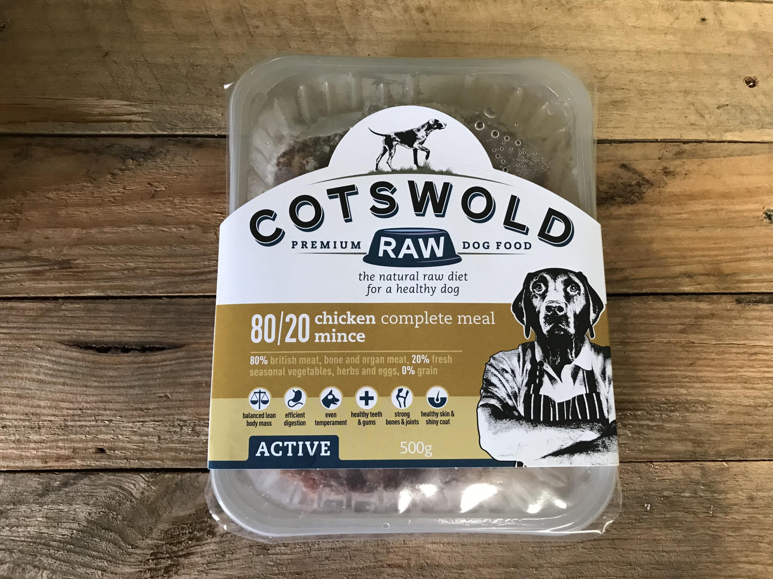 Cotswold Chicken 80/20 – 500g